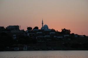 Yalikavak vor Sonnenaufgang